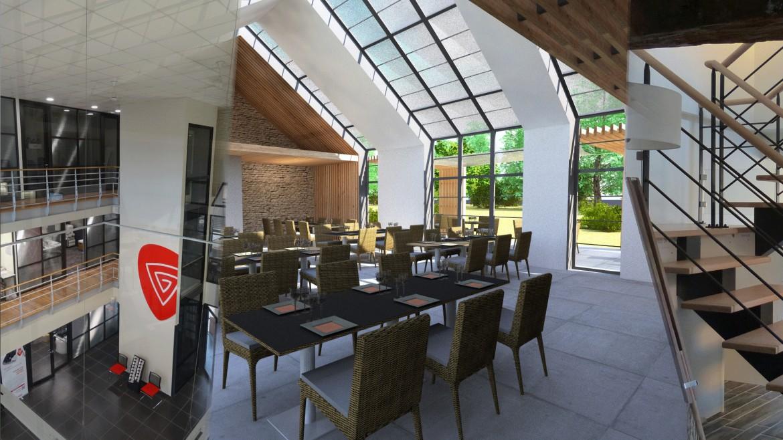 architecte interieur le mans projet n r novation d une maison de ville brest atypique. Black Bedroom Furniture Sets. Home Design Ideas